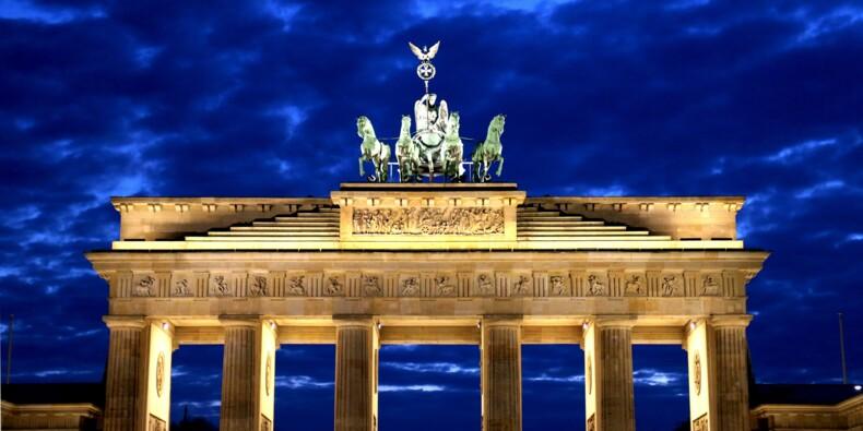 L'industrie accuse un plongeon record en Allemagne