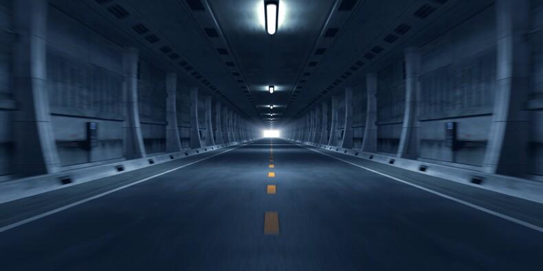 Un tunnel à 140 millions d'euros, mais des fermetures à répétition