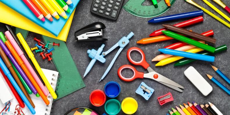 Fournitures scolaires : qui est le moins cher entre Leclerc, Carrefour, Auchan et les autres ?