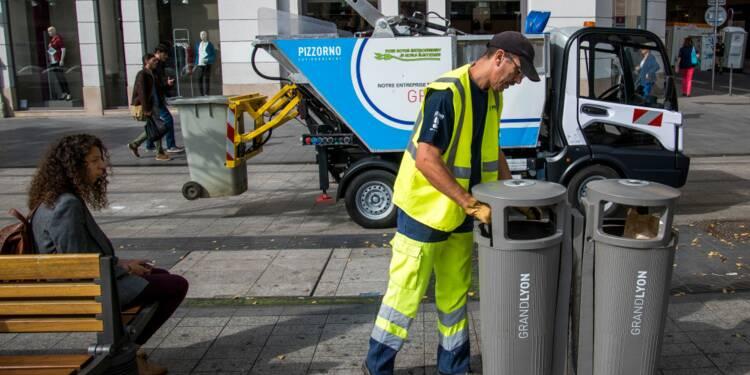 La taxe des ordures ménagères de Lyon est bien annulée pour 2015 et 2016