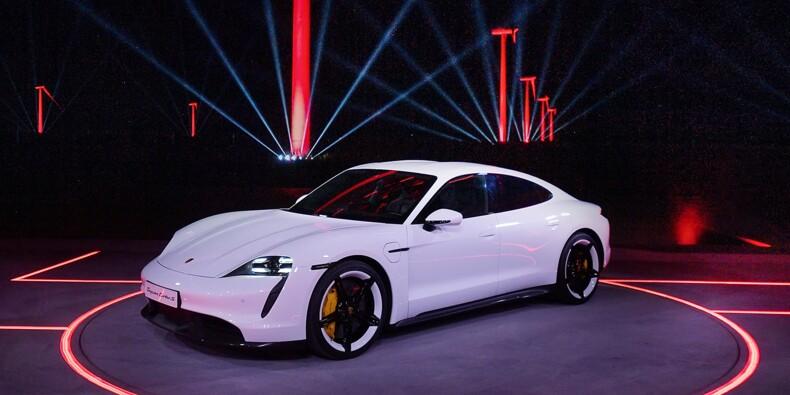 Porsche Taycan : performances, prix, tout sur la sportive électrique anti-Tesla
