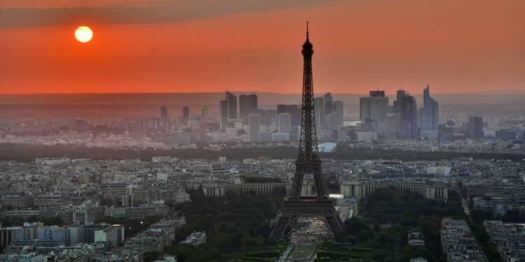 La croissance de la France dans le rouge, la grève contre la réforme des retraites a pesé
