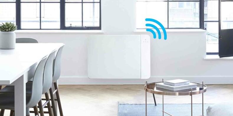 Ce radiateur intelligent fait baisser votre facture d'électricité de 50%