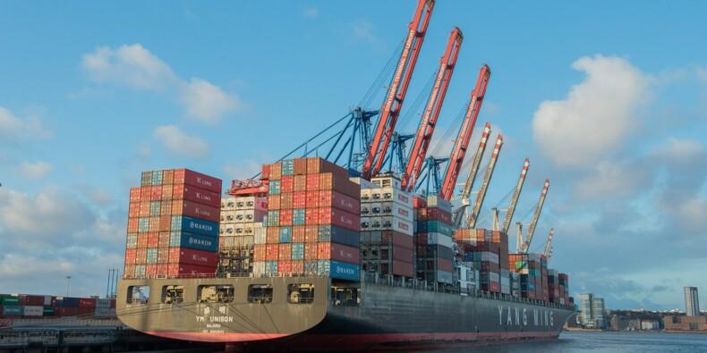 Chine : craintes sur la croissance, les exportations déçoivent lourdement