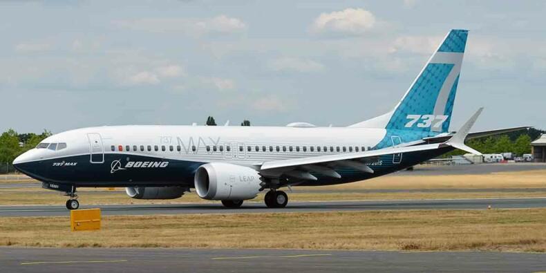 Boeing décroche un gros contrat pour des 737 MAX