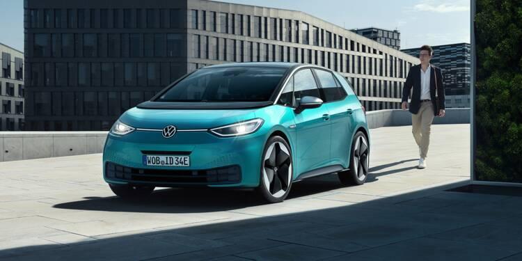 Volkswagen ID3 : la voiture électrique qui veut faire oublier le Dieselgate