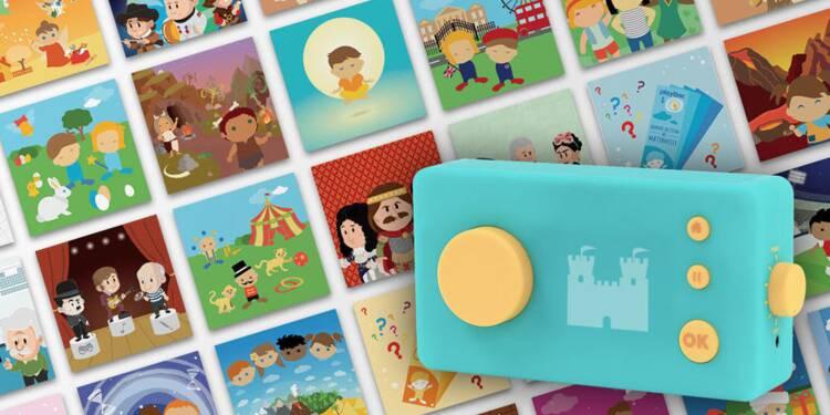 Lunii : la petite boîte qui raconte des histoires aux enfants