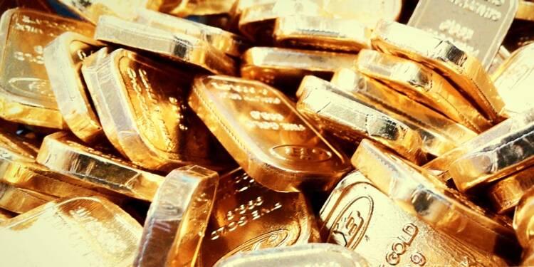 L'or pourrait gagner 20% en cas de récession, l'Histoire le prouve