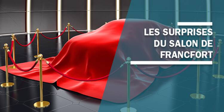 Les surprises du salon de Francfort 2019