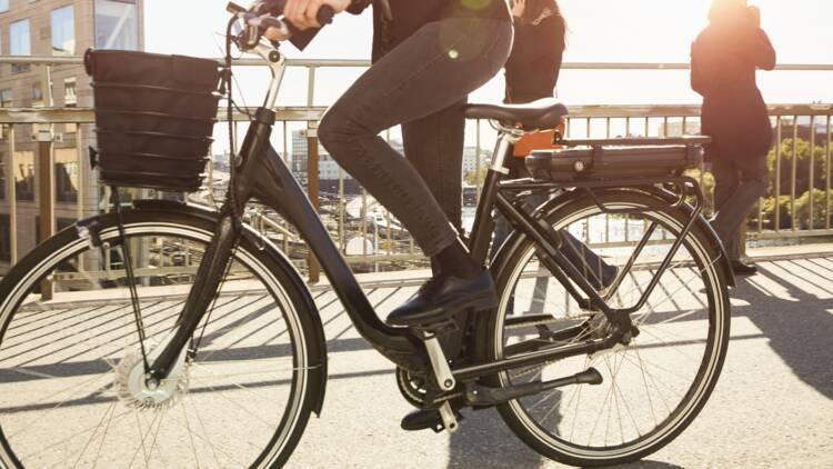 Le joli chèque que les Franciliens vont recevoir pour l'achat d'un vélo électrique