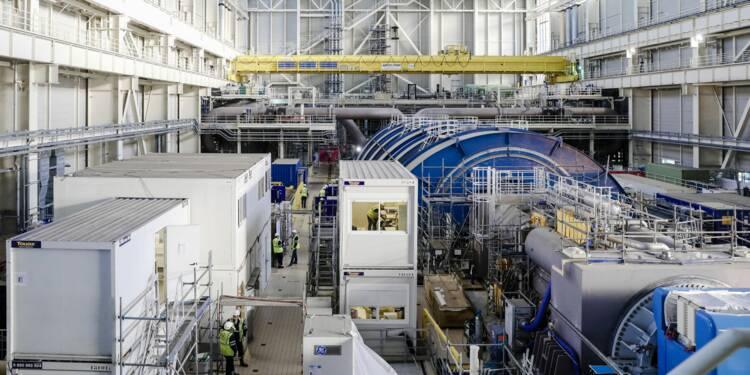 EDF : la centrale nucléaire de Flamanville est placée sous surveillance renforcée