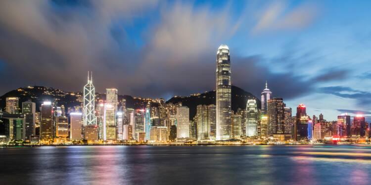 """Apple est accusé par la Chine de complicité avec les """"émeutiers"""" à Hong Kong"""