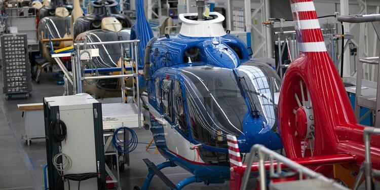Airbus va faire inspecter 400 hélicoptères suite à un crash