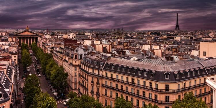 Cette nouvelle carte qui révèle les emplacements les plus pollués de Paris