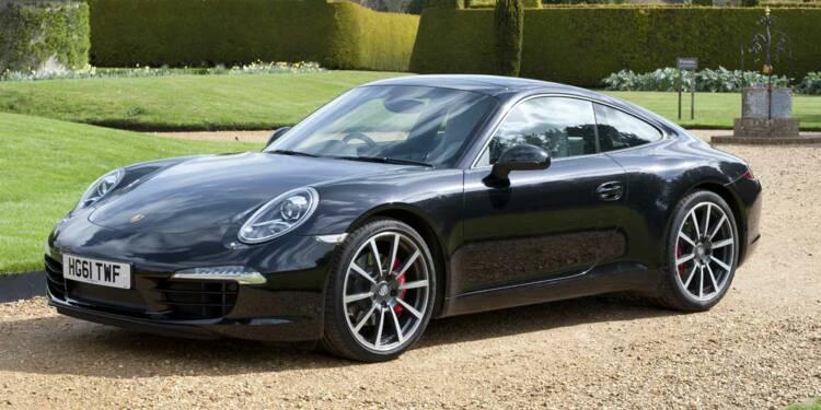La Porsche 911, voiture la plus rentable de l'année