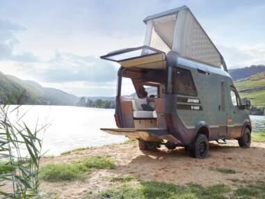 Hymer Vision Venture : le camping-car du futur en images