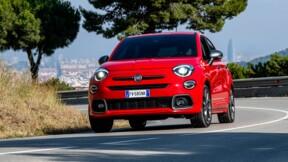 La nouvelle Fiat 500X Sport de 150 ch à l'essai
