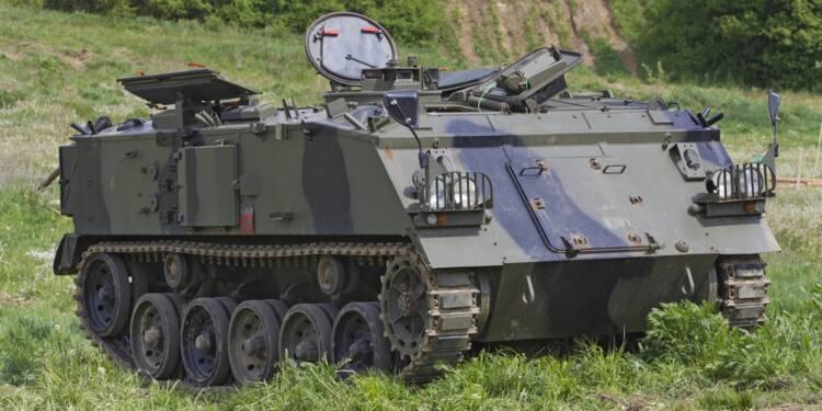 L'armée britannique veut se lancer dans les véhicules de combat électriques