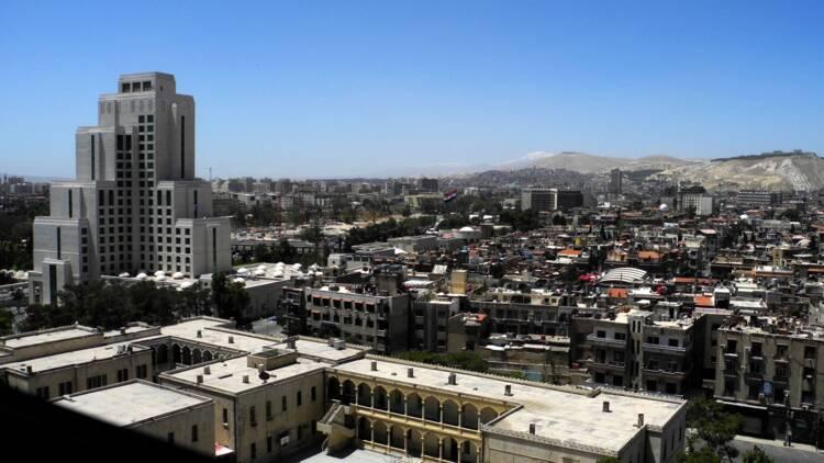 Une société française va proposer des nuits cinq étoiles en plein cœur de Damas