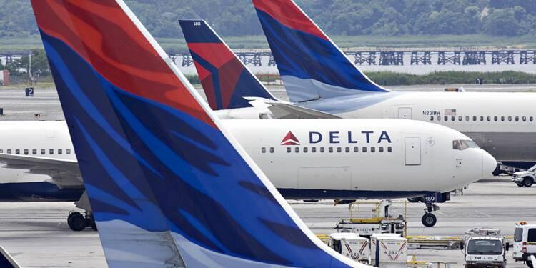 """Un Américain soupçonné d'avoir """"volé"""" 42 millions de points SkyBonus à Delta Air Lines"""