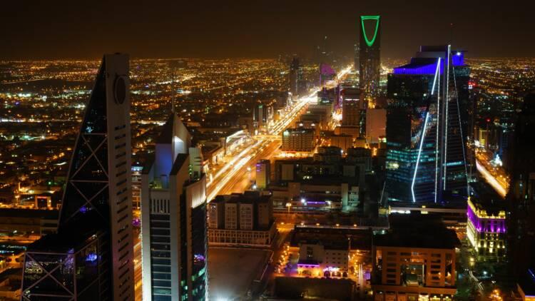 """Fabius, Fink… en Arabie saoudite, un """"Davos"""" pour diversifier l'économie"""