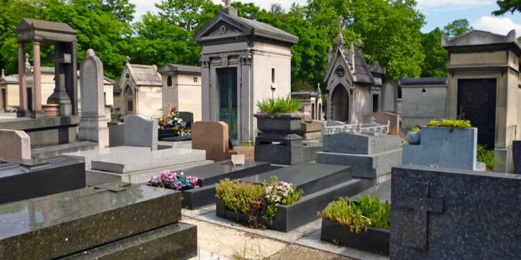 À Lannion, des pierres tombales d'occasion