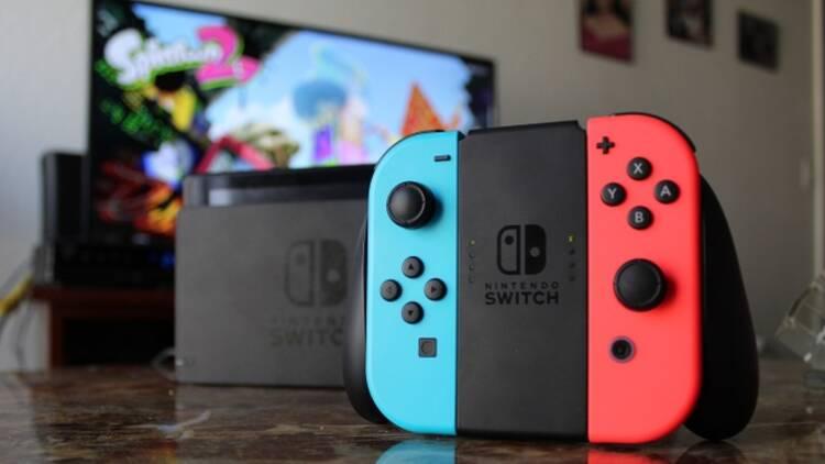Nintendo Switch : 23% de réduction sur la console et sa paire de Joy-con