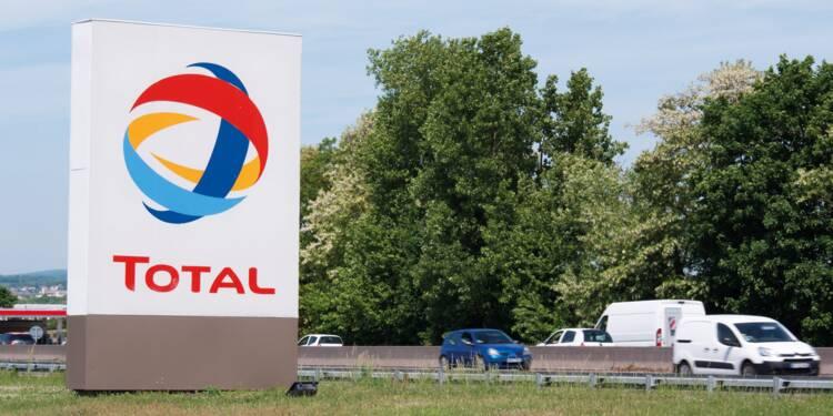 Total voit ses actions dopées par la flambée du pétrole : le conseil Bourse du jour