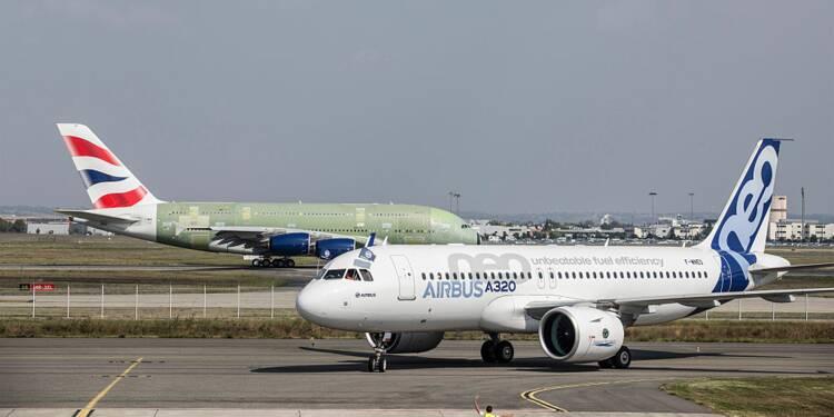 British Airways réduit à son tour la capacité de ses A320neo