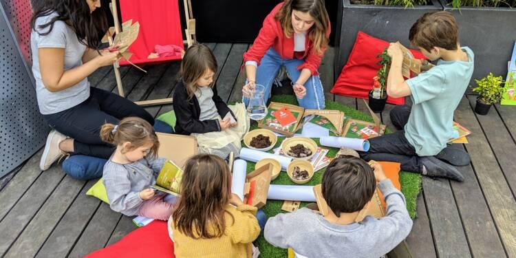 Doudous, biberons, baby-sitting... 8 entreprises qui innovent pour les enfants
