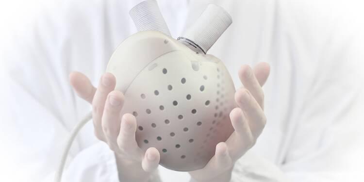 Coeur artificiel : bouffée d'oxygène pour Carmat, qui lève des fonds importants