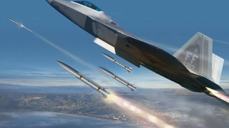 Peregrine, le nouveau missile supersonique de l'US Air Force