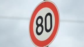 """La baisse de la vitesse à 80 km/h n'aurait sauvé """"que"""" 39 vies, selon une étude"""