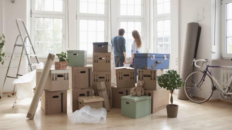 Taxe d'habitation et déménagement