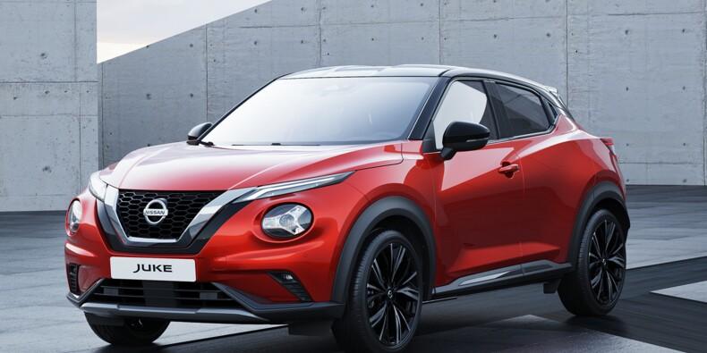 Nissan Juke 2019 : les prix et les équipements dévoilés !