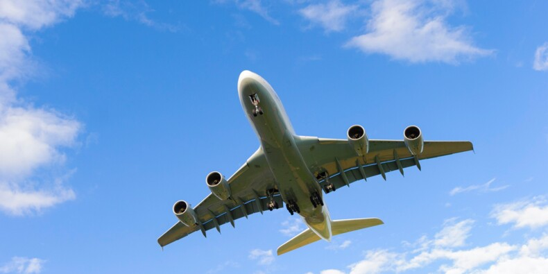 Lufthansa : un ancien Airbus transformé en mobilier design