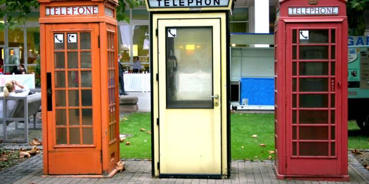 Cabines téléphoniques : la fin est toute proche