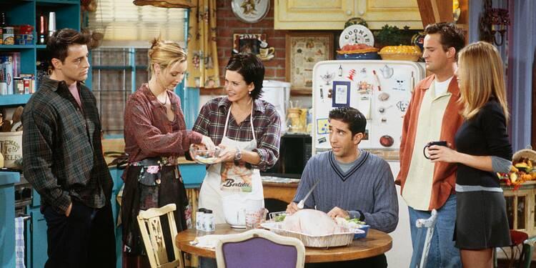 Friends : il faudrait débourser une fortune pour vivre dans l'appartement de Monica et Rachel