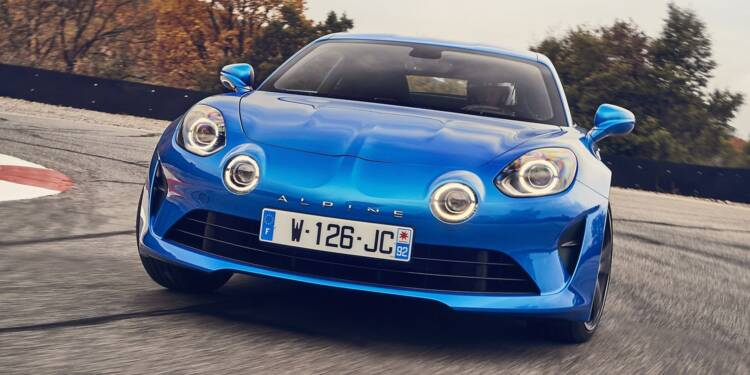 "La production de la nouvelle Alpine A110 dépasse celle de la ""Berlinette"""