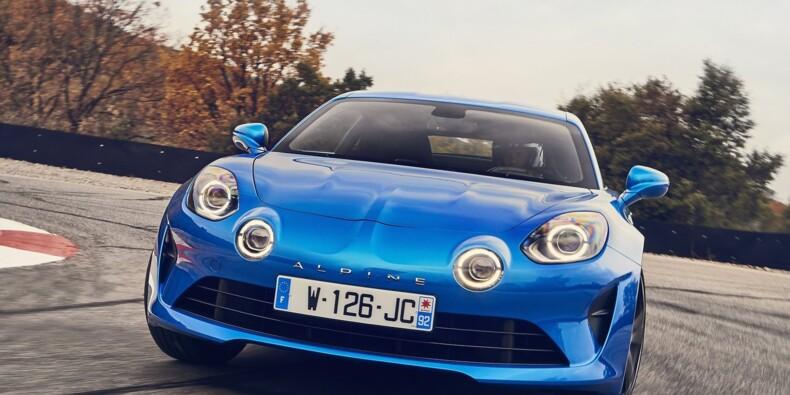 """La production de la nouvelle Alpine A110 dépasse celle de la """"Berlinette"""""""