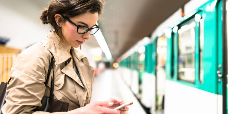 Ile-de-France : les tickets de transport bientôt plus chers... sauf si vous l'achetez sur smartphone