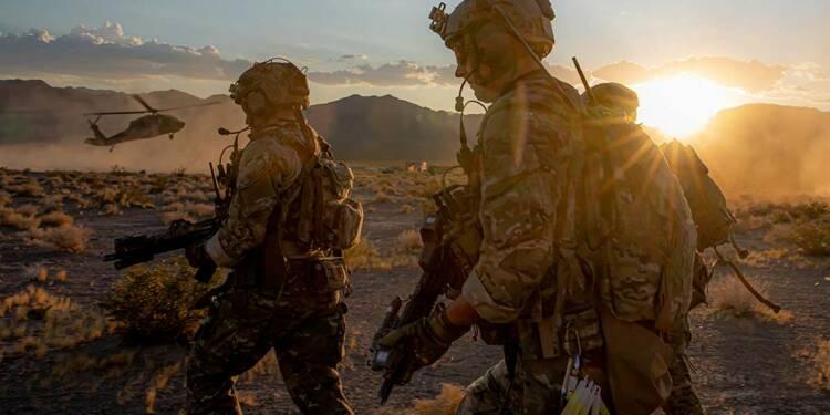 L'US Army veut habiller ses soldats d'une armure plastique 14 fois plus résistante que l'acier