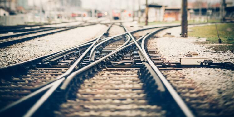 La Deutsche Bahn a trouvé la solution contre la canicule : peindre les rails en blanc