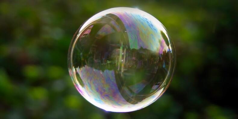 Taux d'intérêt : une bulle sur les obligations d'Etat qui rappelle la bulle Internet et high-tech ?