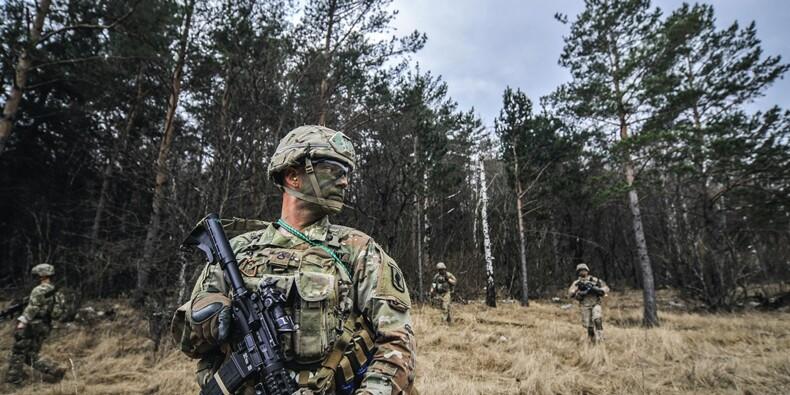 Une injection dans les yeux pourrait permettre aux soldats de voir dans le noir
