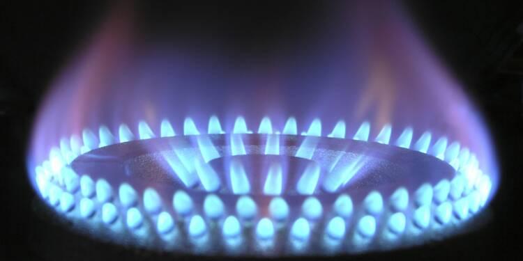 Gaz: les tarifs réglementés augmentent de 3,5% en février