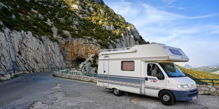 Les camping-cars et les vans sont les grands gagnants du déconfinement