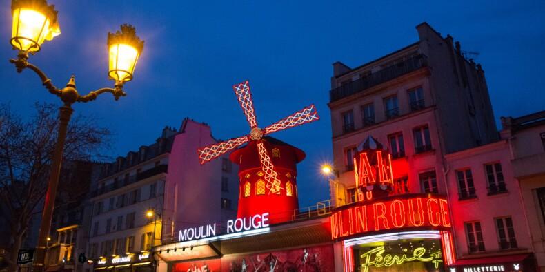 8 chiffres spectaculaires sur le Moulin Rouge, qui fête ses 130 ans