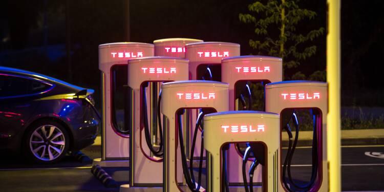 Tesla lance déjà sa troisième génération de chargeurs
