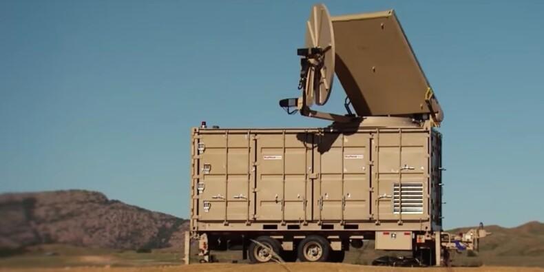 Le Phaser, la nouvelle arme de l'US Air Force pour abattre les drones